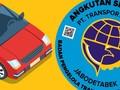 Stiker 'Horor' Bagi Supir Taksi Online