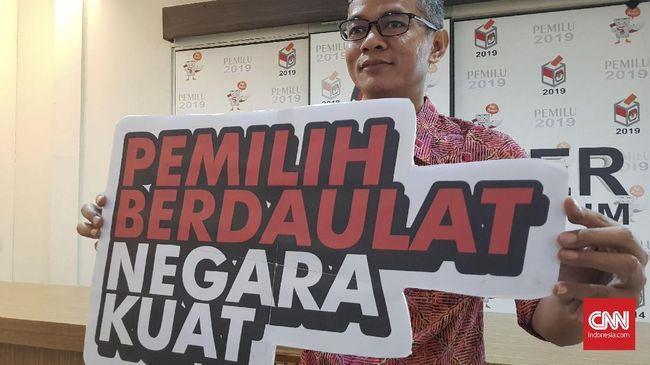 KPU Izinkan 33 Lembaga Hitung Cepat Dua Jam Usai TPS Ditutup