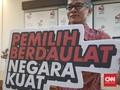 KPU Tetapkan Dua Zona Kampanye Umum Parpol di Pemilu 2019