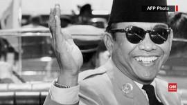 VIDEO: Presiden Sukarno Jadi Incaran Pembunuhan CIA