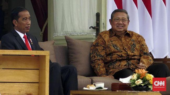 Revisi UU Ormas Beri Keuntungan Politik bagi Jokowi