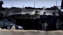 Kebakaran Gudang Plastik di Kalideres karena Korsleting