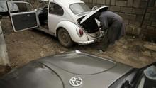 Metamorfosis 3 Generasi VW Beetle