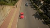 Sayangnya, produksi VW Bettle harus berakhir di tahun 2003 lantaran bahan baku yang semakin sulit didapat.(REUTERS/Tiksa Negeri)
