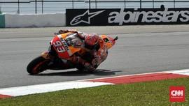 Marquez Kalahkan Zarco di Latihan Bebas III MotoGP Amerika