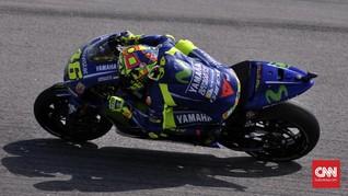 Valentino Rossi Takut Pensiun dari MotoGP