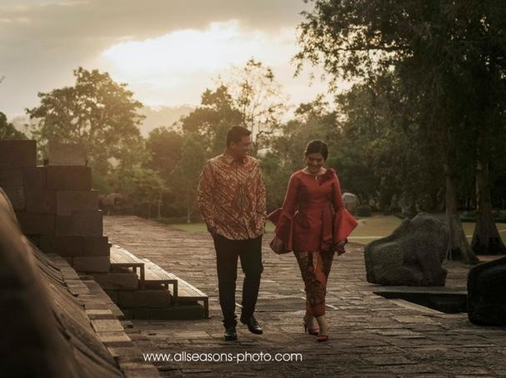 Menebak Cincin Pernikahan Kahiyang Ayu dan Bobby Nasution