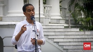 Jokowi Siap Dukung Pengembangan Industri Kreatif Muslim