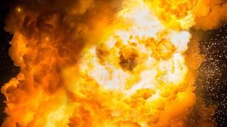 Tabung Gas PKL Meledak di Karnaval Budaya Bolivia, 8 Tewas