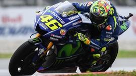 'Valentino Rossi Pebalap yang Sangat Berani'