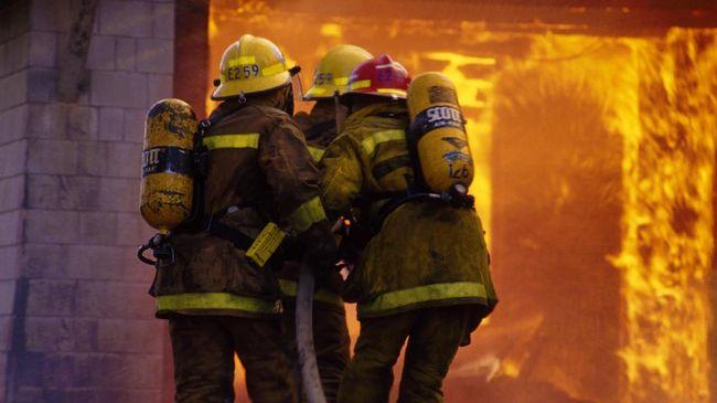 Bocah Main Kompor Penyebab Kebakaran Mematikan di New York