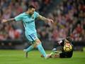 Selusin Gol Lionel Messi Dua Kali Para Penyerang Madrid