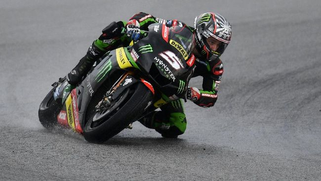 Zarco Rebut Pole MotoGP Qatar, Rossi Posisi Kedelapan