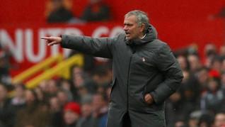 Mourinho Frustrasi dengan Pertanyaan Susunan Pemain MU