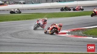 Marquez Tak Yakin Lorenzo Bisa Tahan Dirinya di GP Valencia