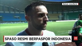 VIDEO: Mimpi Spasojevic Memperkuat Timnas Indonesia