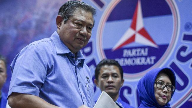 Demokrat Sebut PDIP Panik SBY Singgung Netralitas Aparat