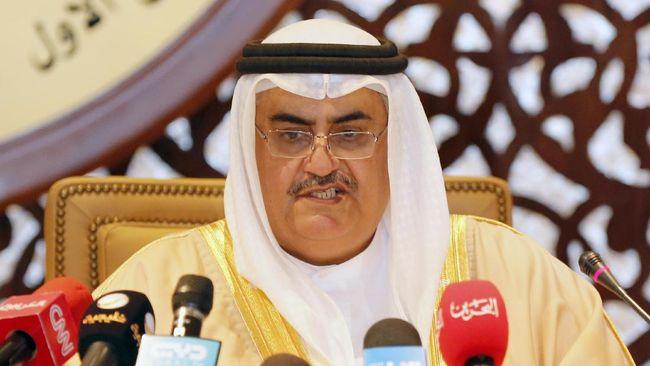 Bahrain Ancam Bekukan Keanggotaan Qatar di Dewan Negara Teluk