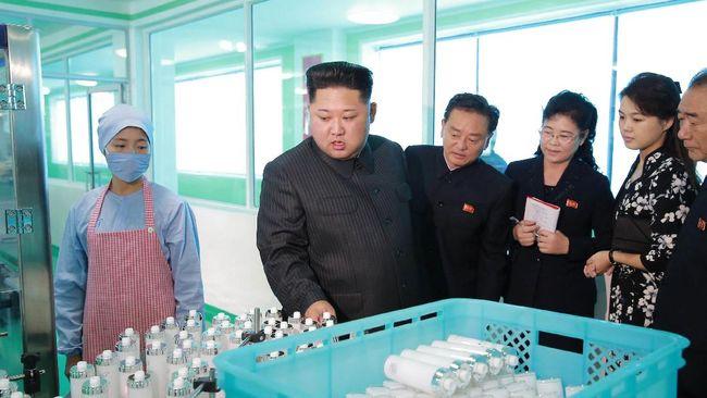 Kim Jong-un Tunjuk Adik Perempuannya Jadi Menteri Pertahanan