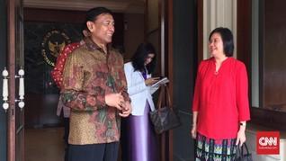 Bertemu Dubes, Wiranto Usulkan Pertemuan soal Konflik Myanmar