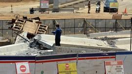 Polisi Ungkap Kronologi Patahnya Girder Tol Antasari-Depok