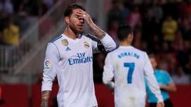 Jelang Real Madrid vs Roma, Ramos Sebut Ronaldo Masa Lalu