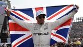 Hamilton Mulai Pikirkan Pensiun dari F1