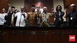 Menggantung Asa Kasus Air Keras Novel di Tangan Jokowi