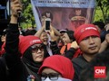 PD Pasar Jaya dan TransJakarta Berhitung untuk Subsidi Buruh