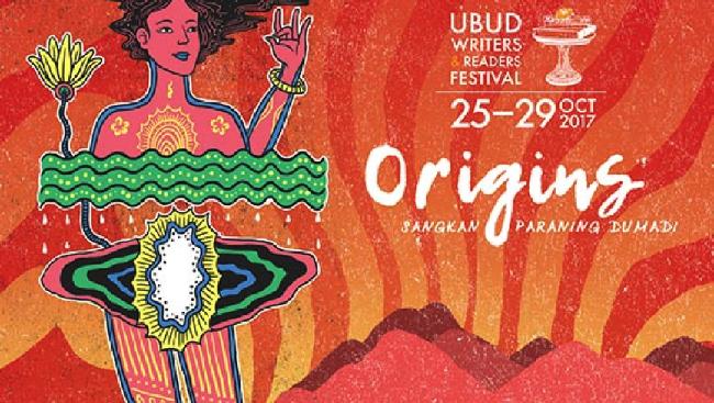 Ubud Writers Festival Dongkrak Ekonomi Lokal