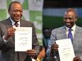 Presiden Kenya Dilantik, Polisi Blokade Pertemuan Oposisi