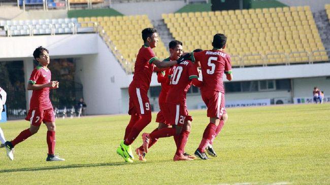 Live Streaming Timnas Indonesia U19 vs Timor Leste