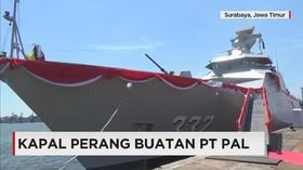 Kapal Perang Buatan PT PAL
