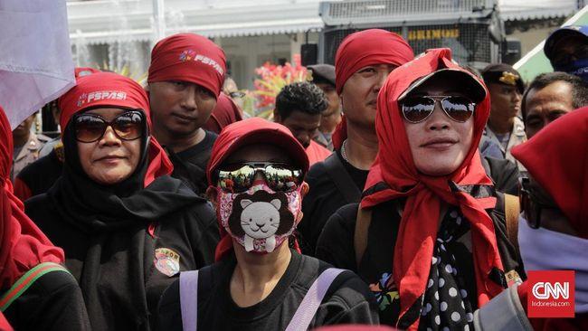 Buruh Tegaskan Subsidi Anies-Sandi Bukan Solusi