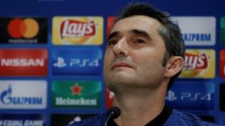 Valverde Perpanjang Kontrak di Barcelona
