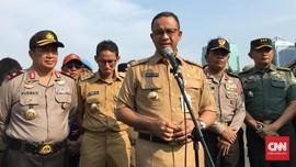 Anies Klaim Proses Demokrasi Pilgub DKI 2017 Berjalan Baik