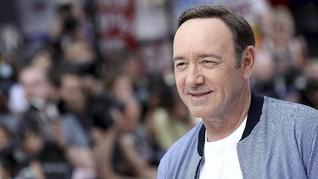 Film Baru Kevin Spacey Hanya Ditonton Enam Orang di Bioskop