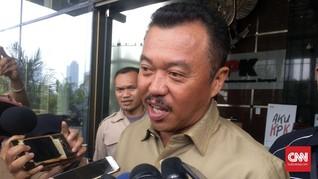 Ketua Bidang Hukum Golkar Diperiksa KPK Terkait Setya Novanto