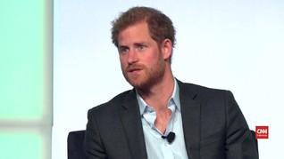 VIDEO: Pangeran Harry Renungi Nasib Putri Diana