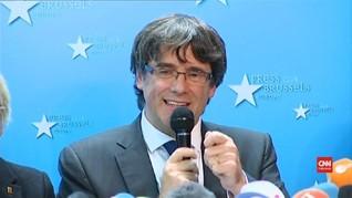 Partai Pro-Kemerdekaan Unggul di Pemilu Regional Catalunya