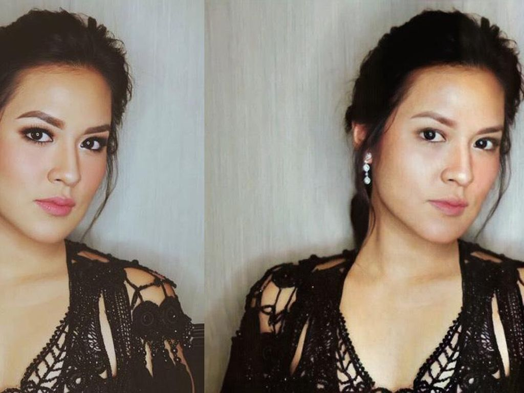 Foto: Seperti Ini Jadinya Saat Makeup Dihapus dari Wajah Raisa Hingga Prilly
