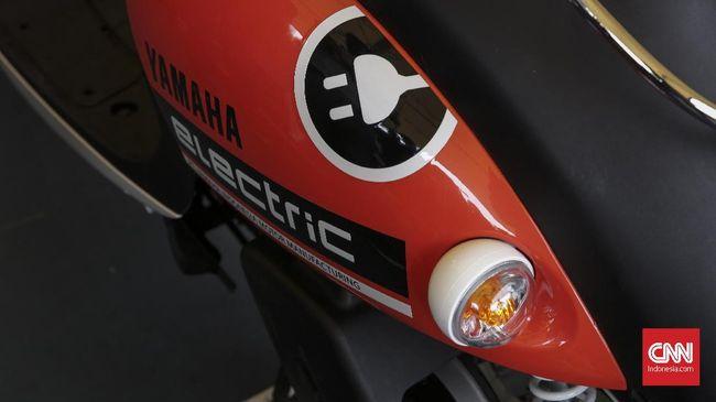 Yamaha Akui Kolaborasi dengan Honda Garap Motor Listrik