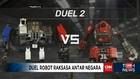 VIDEO: Duel Robot Raksasa Terbesar di Dunia