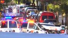 Ledakan di New York, Satu Ditahan