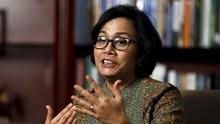 Sri Mulyani Ramal 'Bolong' APBN Makin Kecil di Akhir Tahun