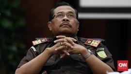 Jaksa Agung Akui Dua Anak Buahnya Terjaring OTT KPK