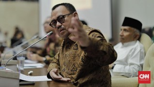 Sudirman Said Resmi Diusung Gerindra di Pilgub Jateng