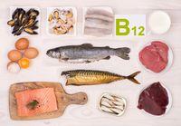 Vitamin B12 memastikan bahwa otak dan otot berkomunikasi secara efisien, yang meningkatkan pertumbuhan dan koordinasi otot. Vitamin B12 sering disertakan sebagai bagian dari protokol penurunan berat badan. Ini meningkatkan energi serta meningkatkan metabolisme yang membantu penurunan berat badan. Foto : Thinkstock