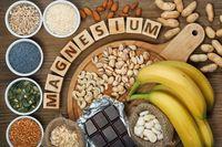 Magnesium adalah mineral penting yang dibutuhkan oleh otot, jaringan lunak, dan cairan tubuh. Magnesium berperan penting dalam kontraksi otot dan meningkatkan tingkat energi. Ini juga membantu mengurangi kelelahan dan kram otot. Foto : Thinkstock