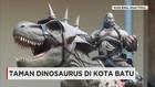 Taman Dinosaurus di Kota Baru